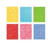 Sizzix Texturz Texture Plates-Kit #6