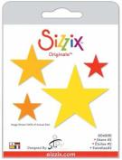 Sizzix Originals Die-Large Stars #2