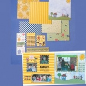 Family Inspirational 30cm x 30cm Scrapbook Kit