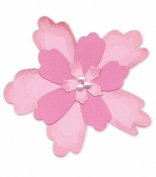 Sizzix Bigz BIGkick/Big Shot Die-Flower Layers 4