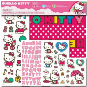 Hello Kitty Scrapbook Page Kit