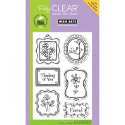 Hero Arts Clear Stamps