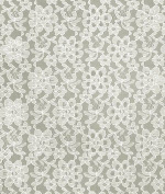 Ivory Raschel Lace Fabric - by the Yard