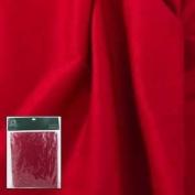 6 YARDS RED DUPION FABRIC