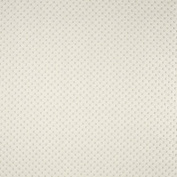 G662 White, Tufted Look Upholstery Faux Leather By The Yard