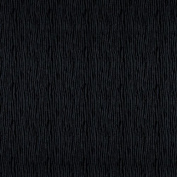 G797 Black, Textured Lined Upholstery Faux Leather By The Yard