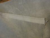 Grey Light Weight Dressmaking Cotton Velvet / Velveteen - Good Quality - 140cm Wide - - 110cm - 210ml/yd²