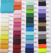 10 Yards of 150cm Wide Polyester Poplin Fabric - Turquoise - Great for Tablecloths, Uniforms, and More...