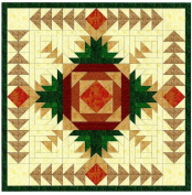 Easy Quilt Kit Southern Hospitality
