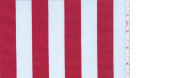 150cm Poly/Cotton Stripe Print Fabric-15 Yards Wholesale By the Bolt