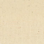 Duck/Canvas 210ml 2.5cm Wide 100% Cotton 20 Yard Bolt-Natural