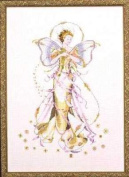 June's Pearl Fairy - Cross Stitch Pattern