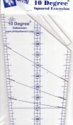 10 Degree Extension Squared Wedge Ruler