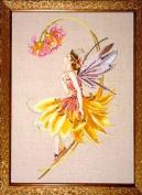 Petal Fairy - Cross Stitch Pattern