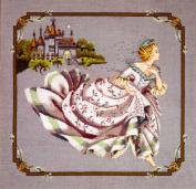 Mirabilia Cinderella Cross Stitch Pattern