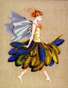 Feather Fairy - Cross Stitch Pattern