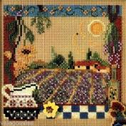 Lavender Fields - Cross Stitch Kit