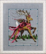 Dancer Cross Stitch Chart