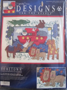 Noah's Ark, Counted Cross Stitch Kit