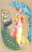 Mirabilia Lady Hera Cross Stitch Pattern