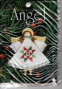 Counted Cross Stitch Angel Ornament