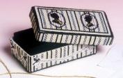 The Nutmeg Company Large Silhouette Box 3D Cross Stitch Kit