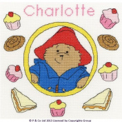 Bothy Threads Paddington Bear Baking Sampler Cross Stitch Kit