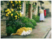 MCG Textiles 52435 Gold Collection Counted Cross Stitch Kit, Companions by Robert Duncan