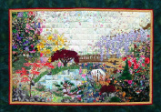 Whims Watercolour Quilt Kits Japanese Garden Quilting Supplies