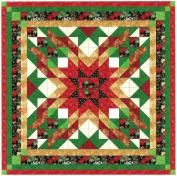 Easy Quilt Kit Christmas Star