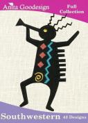 Anita Goodesign Embroidery Designs Cd Southwestern
