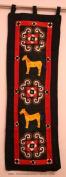 Vietnamese Quilts/Hmong Quilts - 38cm x 130cm qnc52