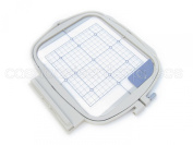 """Large Embroidery Hoop - 6"""" x 6"""" - SA448 Replacement - for Brother Innov-is 4000D 5000 DreamMaker VE2200 VM6200D Quattro 6000D 6700D 6750D - Generic Square Hoop 150mm x 150mm SA448 SEF150 Replacement"""