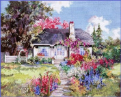 Pegasus Originals Idaho Hideaway Counted Cross Stitch Kit