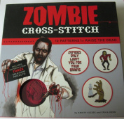 Zombie Cross Stitch Kit 12 Patterns