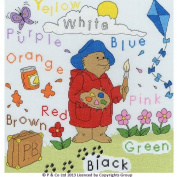 Bothy Threads Paddington Bear Colours Sampler Cross Stitch Kit
