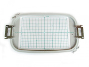 Embroidery Hoop - 20cm x 30cm - PRH300 Replacement - for Brother PR600 PR600II PR600C PR620 PR620II PR650 PR650E PR1000 PR1000E Babylock EMP6 BMP6 BMP8 BMP9 ENT10- Generic PRH300 EPF300 Replacement