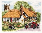 Village of Welford - Cross Stitch Kit