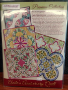 Anita Goodesign Anita's Anniversary Quilt Premium Collection Embroidery Designs