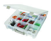 Art Bin Super Satchel Removable Divider Box