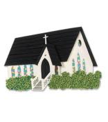 Jolee's Boutique True Faith Stickers - Church