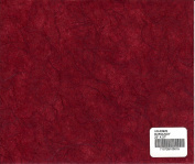 BURGUNDY - Unryu mulberry paper