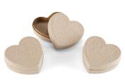 Martha Stewart Crafts Decorative Boxes, Heart