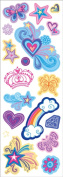 My Style Shimmer & Shine Stickers