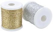 Beadalon - Poly Sparkle Thread 1mm 49'/Pkg