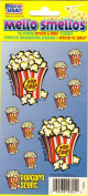 Popcorn Bags Popcorn Scent Scratch and Smell Scrapbook Stickers