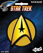 Star Trek - Command Insignia Die Cut Vinyl Sticker Decal