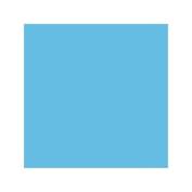 Chartpak AD Marker Individual - Crystal Blue