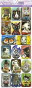 Violette Stickers Tanya Bond Animals