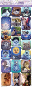 Violette Stickers Lynn Risor Cats